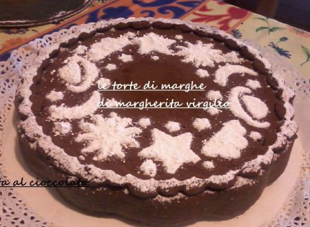 torta tenerina al cioccolato e mandorle