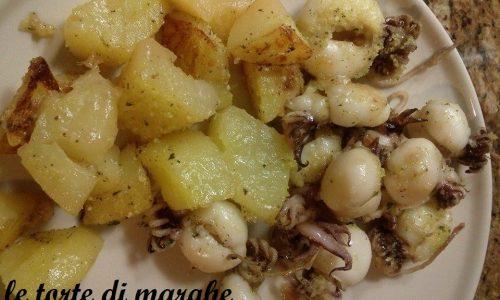 Seppioline con patate ricetta facile …