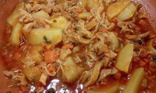 Trippa alla parmigiana ricetta rivisitata