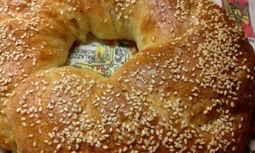 Piccillato di pasqua tipico pane lucano.