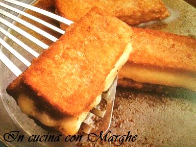 Valdostane prosciutto e formaggio…….