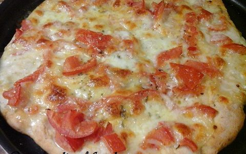 Pizza alla lucana ricetta facile facile.
