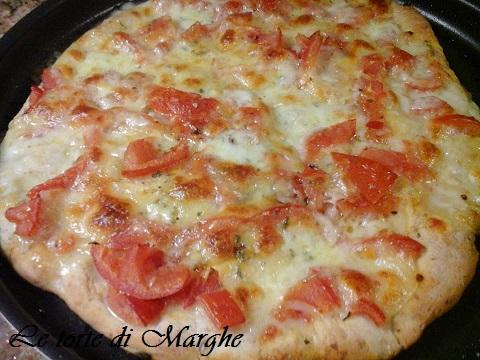 Pizza alla lucana
