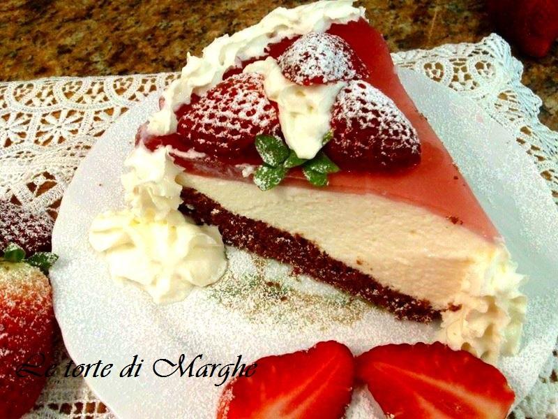 Cheesecake fresca delizia