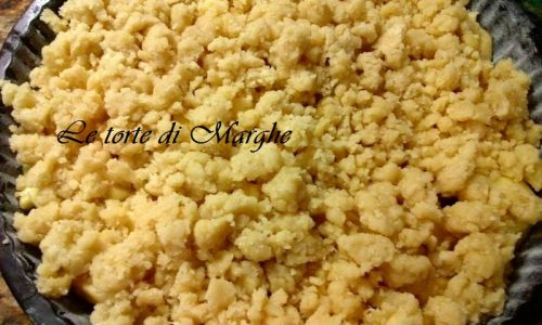 Apple crumble – torta di mele ricetta…