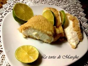 ciambella al lime