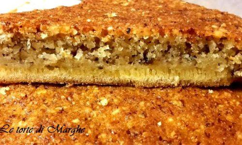 Torta con nocciole senza glutine ricetta.