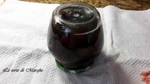 uva nera sotto grappa