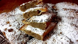 mezzelune dolci di castagne