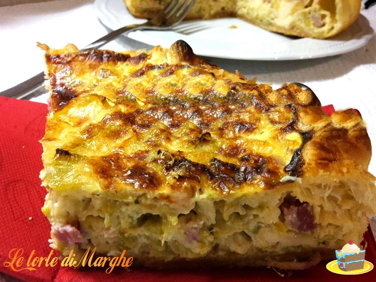 quiche-con-porro-e-camembert-1 Quiche con porro e camembert