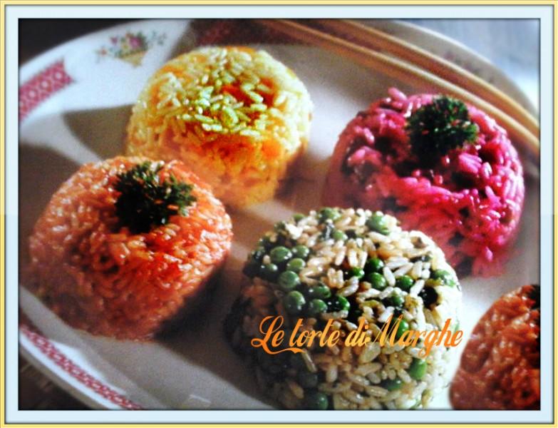 riso ai quattro colori