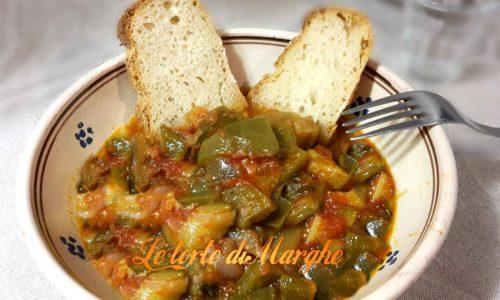 Ciambotta piatto tipicamente lucano