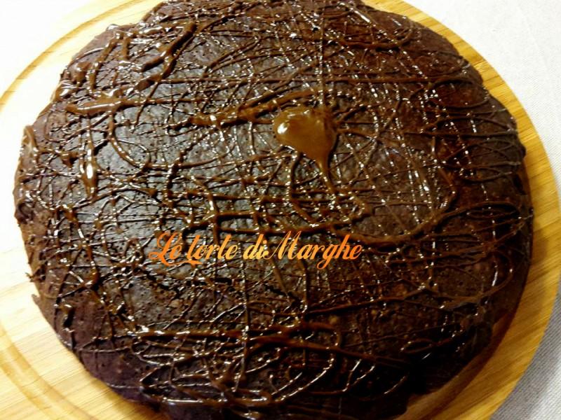 torta al cacao senza glutine