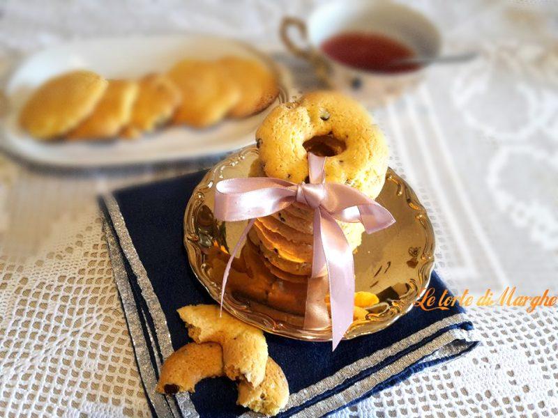 biscotti con farina di mais senza glutine