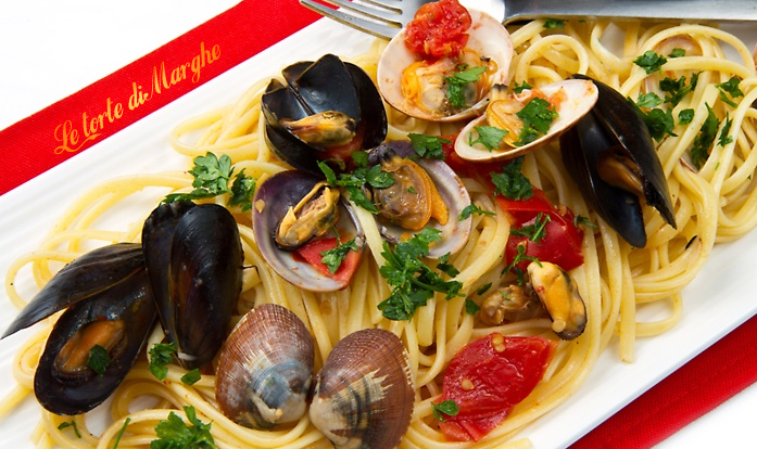 Raccolta piatti a base di pesce le torte di marghe for Primi piatti pesce