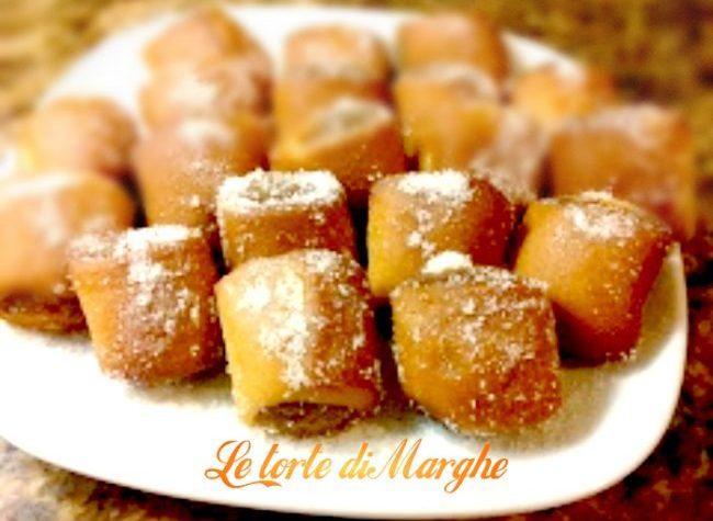 Strucchi dolcetti Friulani cotti al forno