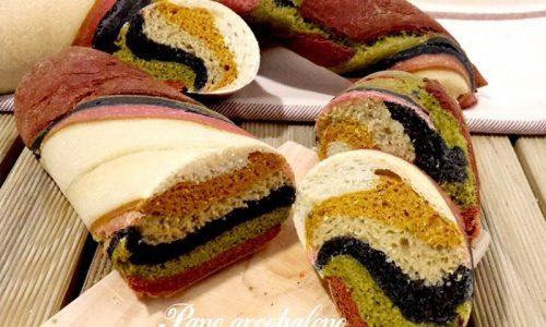 Pane arcobaleno di Sara Papa