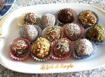 Cioccolatini  mandorle e cioccolato