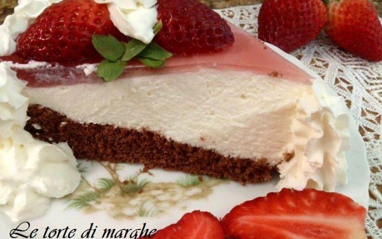 Cheesecake alla frutta con philadelphia