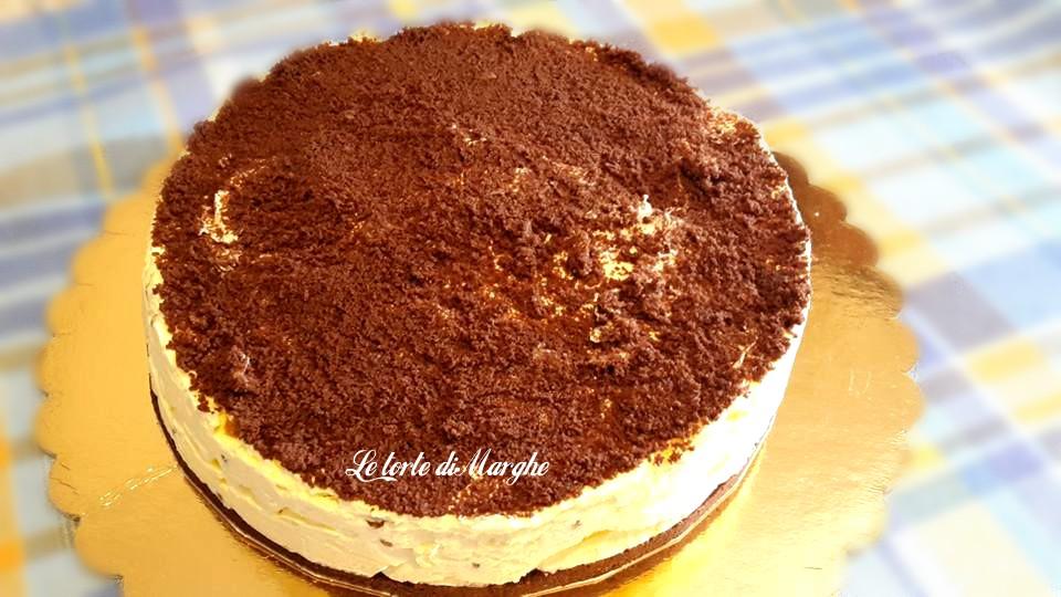 torta tiramisù crema e mascarpone