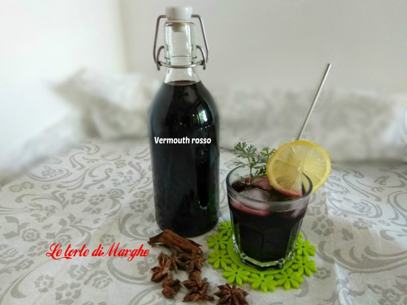 Vermouth rosso o vino speziato