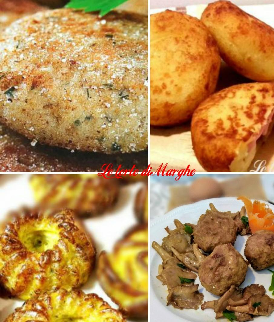Raccolta ricette di polpette carne e verdure