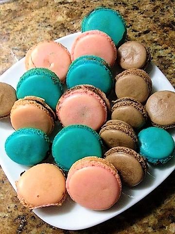 Macarons dolcetti francesi