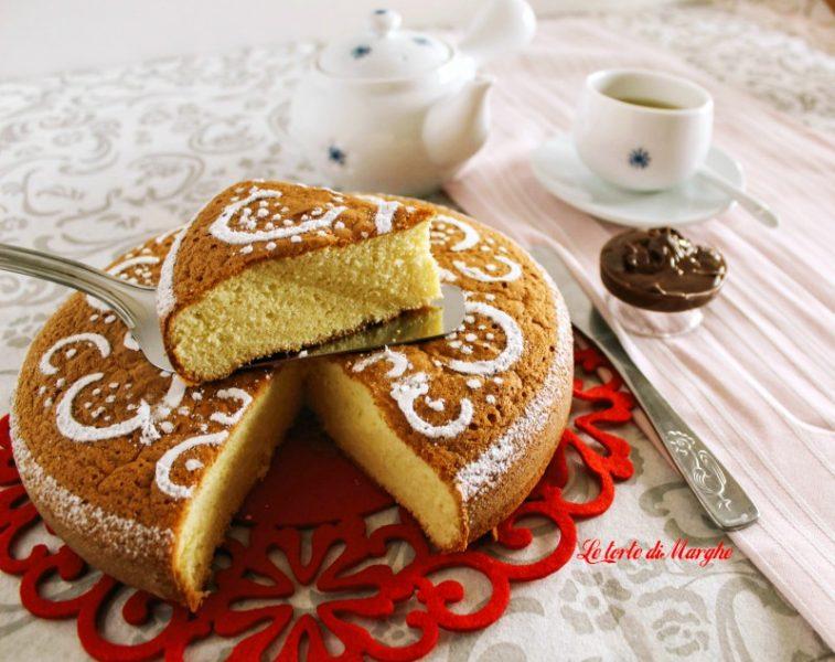 torta genovese o pasta genovese