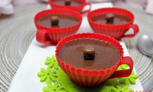 Bavarese al cioccolato, dessert squisito