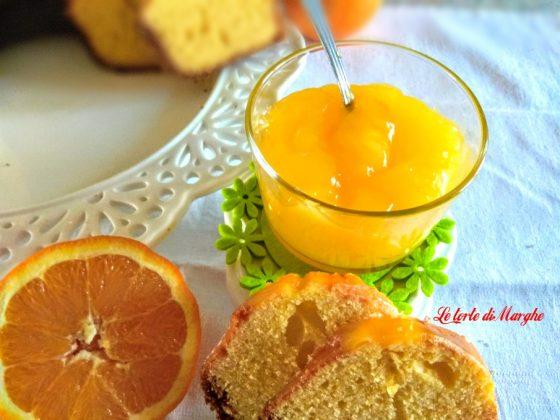 Crema all'arancia Orange curd