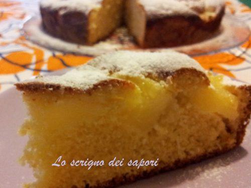 Torta soffice al cocco e ananas