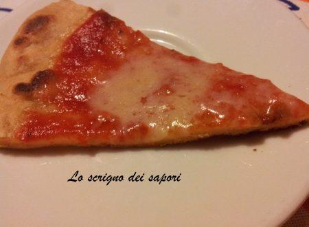 Piadina ….  pizza!