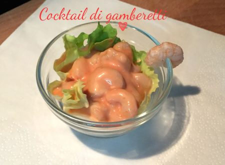 Cocktail di gamberetti