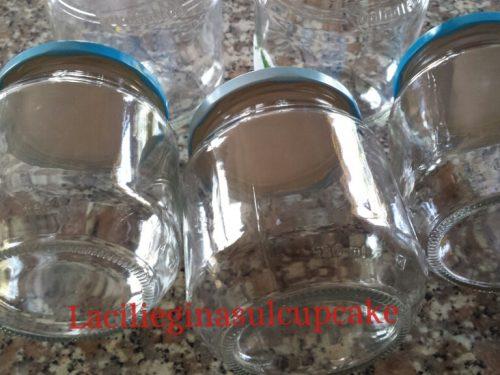 Sterilizzazione dei vasetti