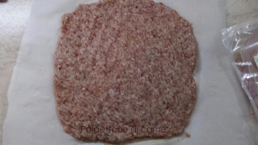 polpettone di carne