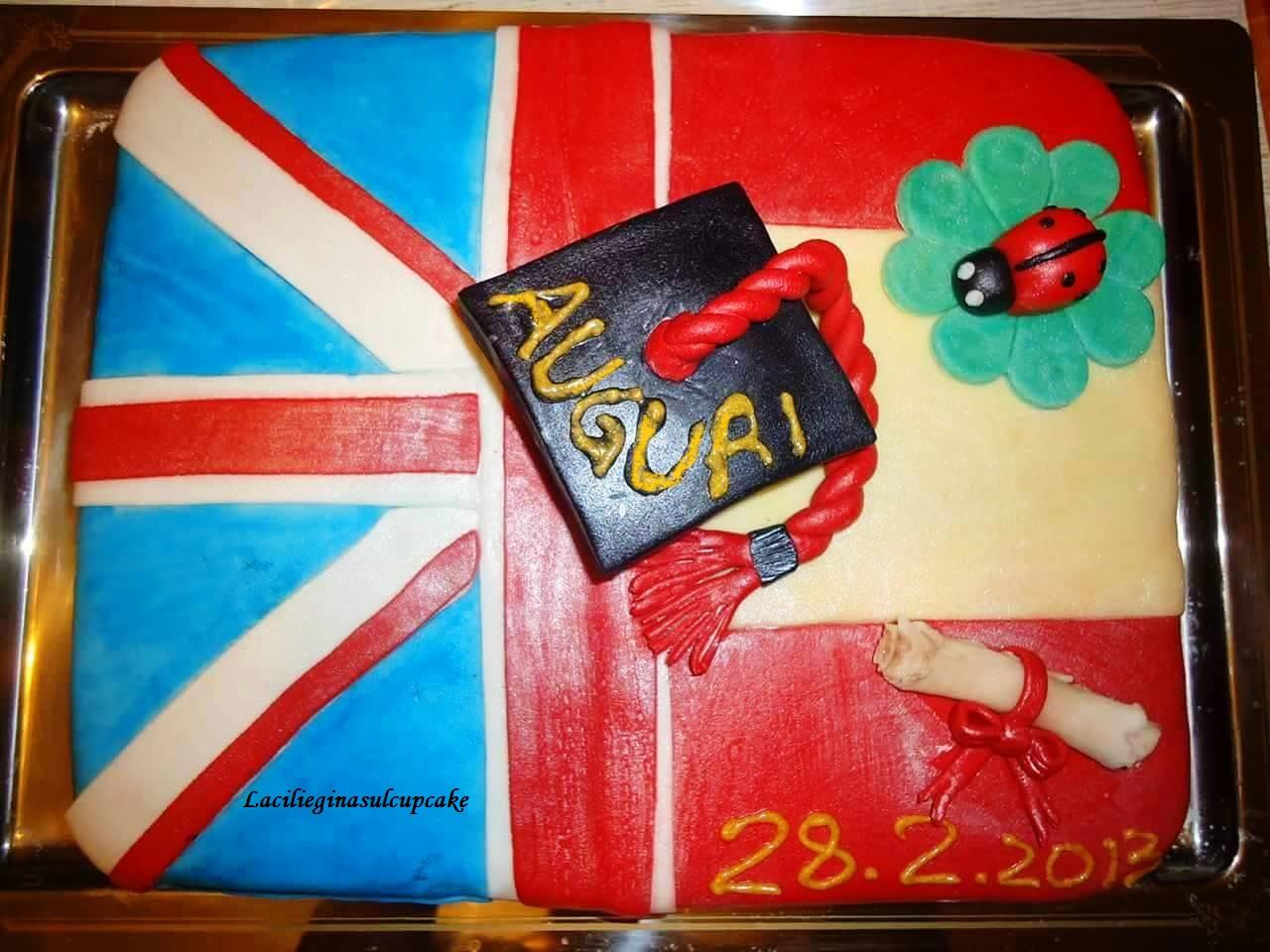 Lacilieginasulcupcake for Laurea in design