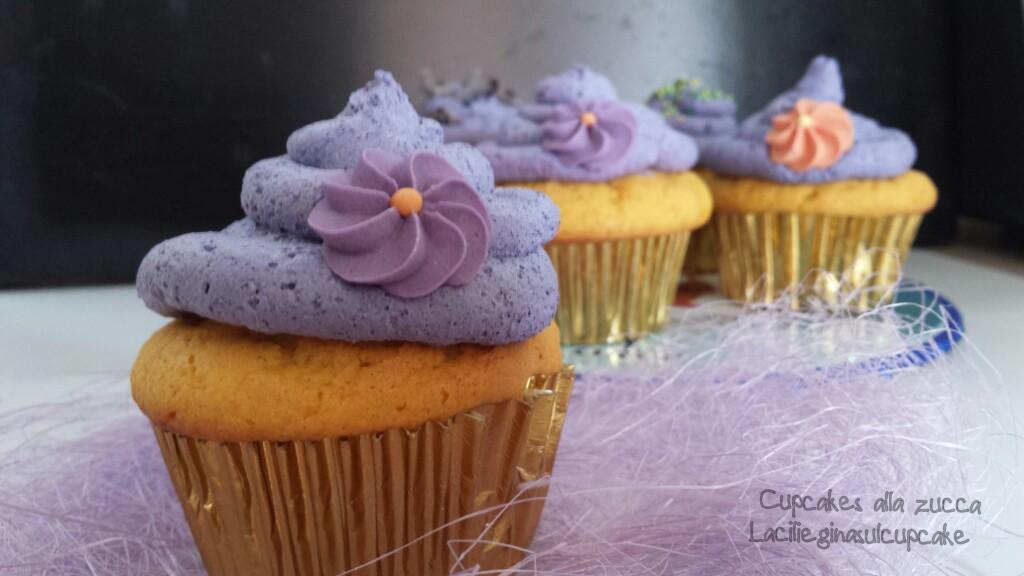 Cupcakes alla zucca