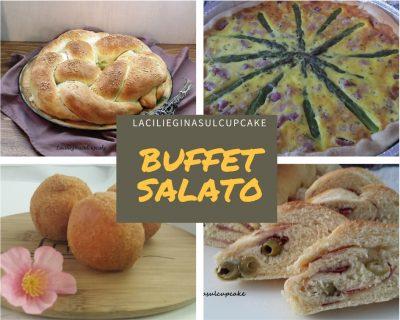 Raccolta ricette salate da Buffet