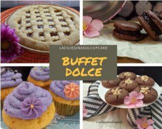 Raccolta ricette dolci da buffet