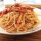 Spaghetti con scampi