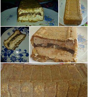 Semifreddo Pavesini Nutella Mascarpone Panna ed Amaretti Bimby e non …