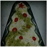 Focaccia Alberello di Natale