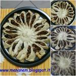 Torta Girasole rustico farcito
