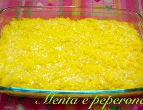 Ricetta Polenta farcita con formaggi