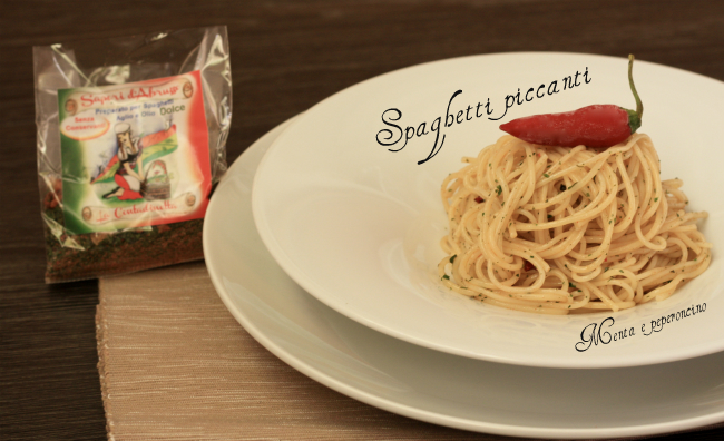 Spaghetti piccanti