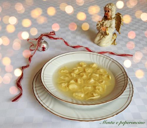 Ricetta Tortellini casalinghi