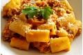 Ricetta Mezze maniche con salsiccia e zucca