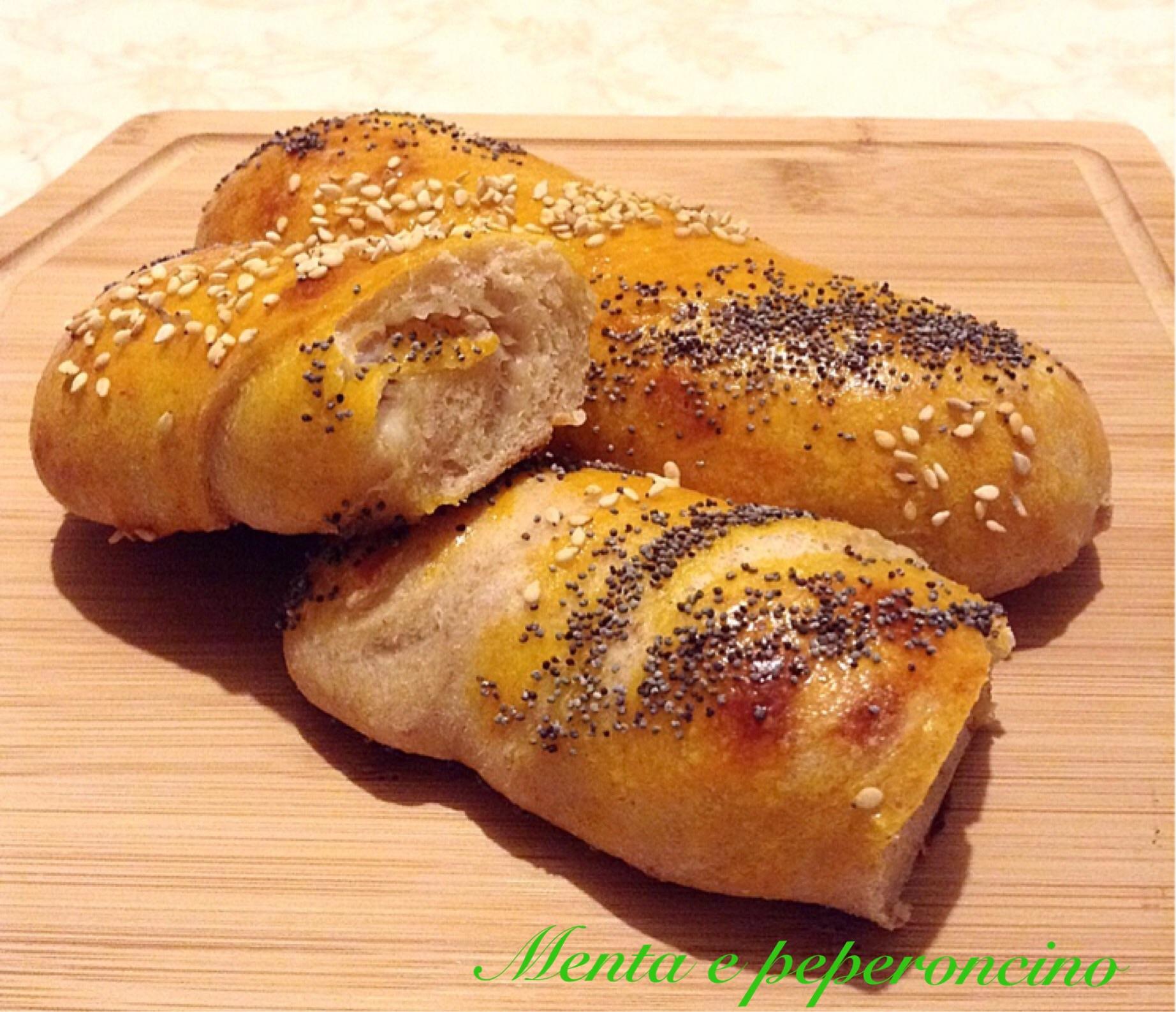 Ricetta panini con prosciutto e formaggio