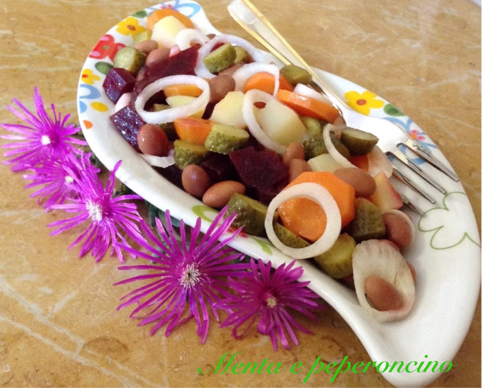 Ricetta insalata estiva
