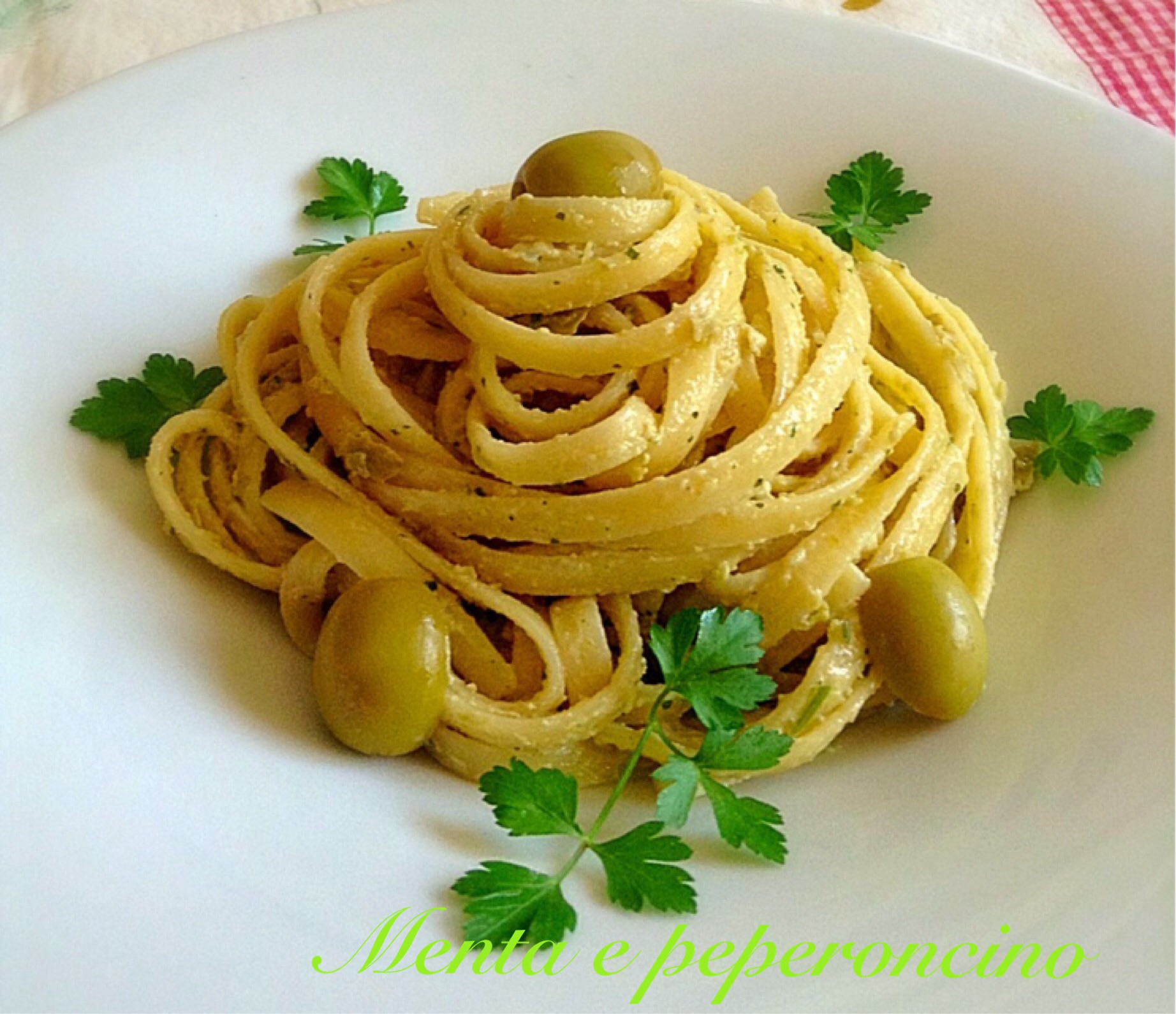 Ricetta pasta risottata con olive e formaggio